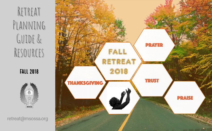 Fall Retreat 2018