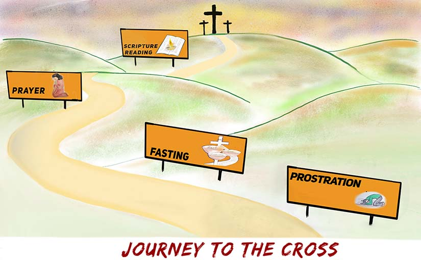 2019 Lenten Retreat Guide
